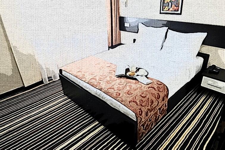 Hotellin sänky