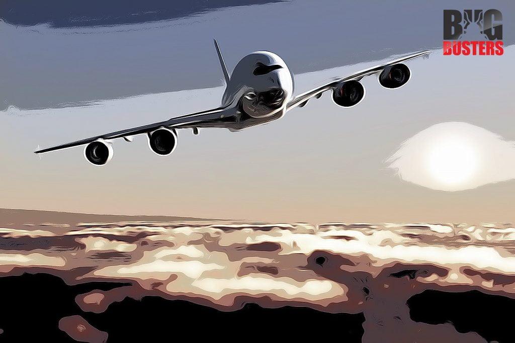 Lentokonematkustaminen