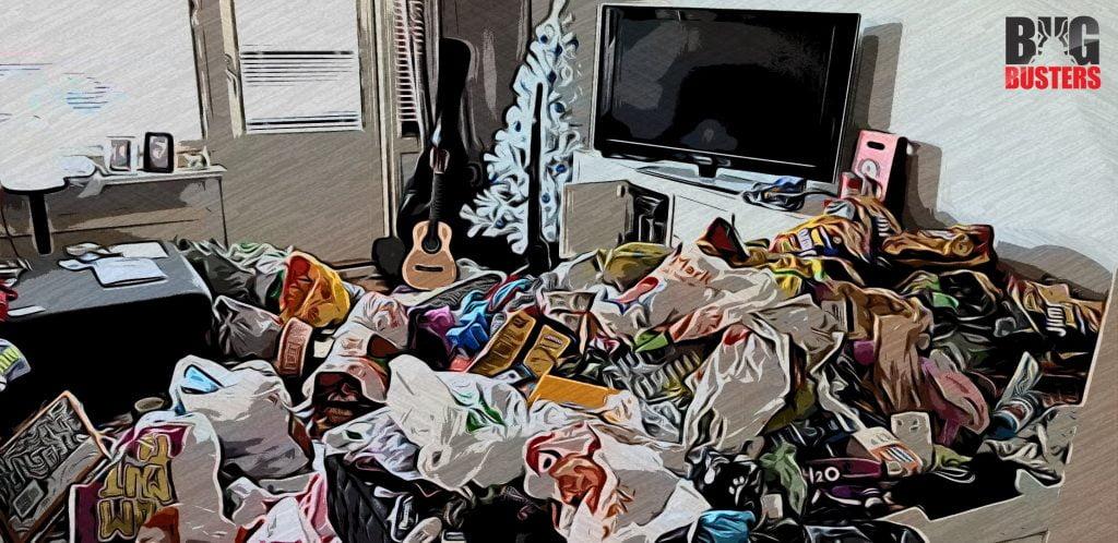 Jos asunto on erittäin likainen, tulee asunnolle tehdä perusteellinen siivous ennen lämpötorjuntaa.